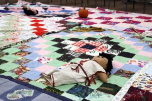 kairos blanket exercise February 10, 2020