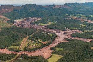Brumadinho dam disaster occurred on 25 January 2019
