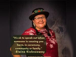Elaine Kicknosway