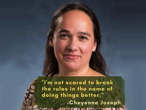 Cheyenne Joseph