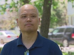 Diwa Marcelino, an organizer with Migrante Manitoba, says the province must step up inspections to protect temporary foreign workers in the province. (John Einarson/CBC)