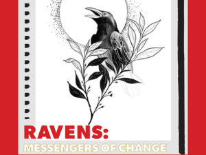 Ravens: Messengers of Change cover
