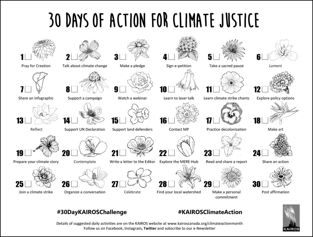 Climate Action Card