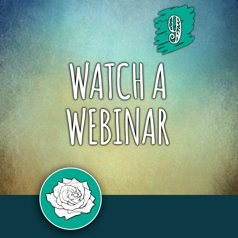 ACTION 9: Watch a webinar