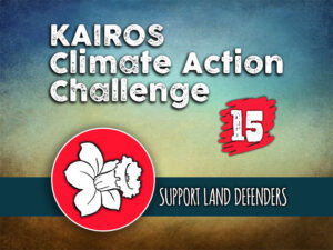 Day 15 - Climate Action Challenge