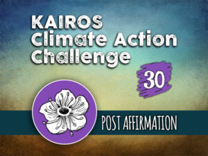 Day 30 - Climate Action Challenge