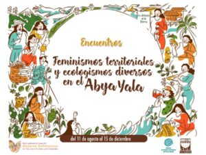 Territorial Feminisms and Diverse Ecologies