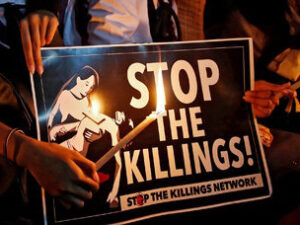 Stop the killings in the Philippines