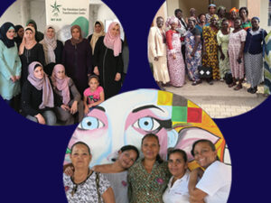 KAIROS partners in Colombia, Palestine and DRC