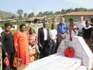 Kabungulu Kibembi grave