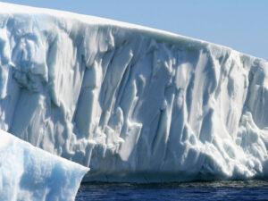 iceberg-climate change