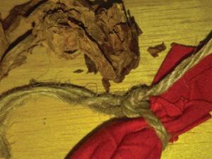 tobacco tie