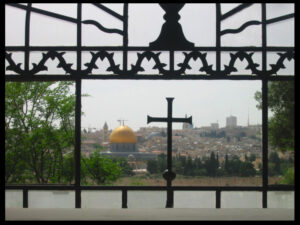 East Jerusalem. Photo: EAPPI ecumenical accompanier
