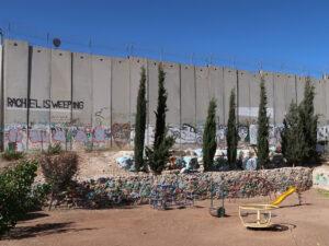 Liam center playground in Palestine