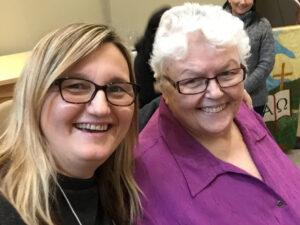 Sister Anne O'Brien