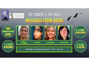 The Condor & the Eagle, Messages from above