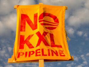 No KXL pipeline