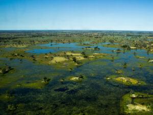 Okavango Delta, Namibia