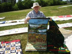 Tom Sagar, Roll with the Declaration event in Ottawa, 2011.