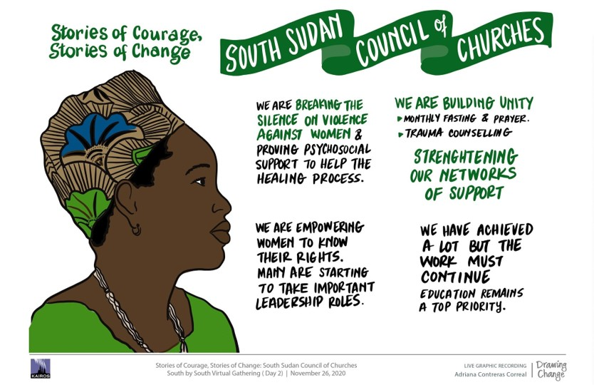 Women of Courage: Women, Peace and Security