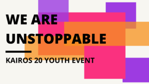we are unstoppable line gathering