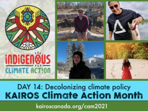 DAY 14 of Climate Action Month: Decolonizing climate policy