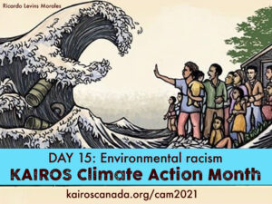 DAY 15 of Climate Action Month: environmental racism