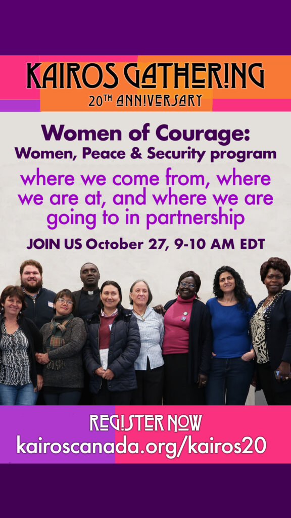 Women Peace and Security workshop